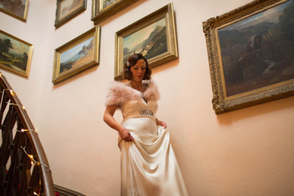Love, Laughter and 1930's Red Carpet Style Glamour... (Weddings )