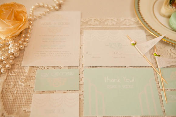 Downton Abbey Bride, 1920s Wedding Inspiration