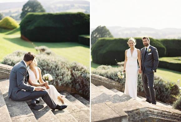 Vera Wang Elegance and Belle & Bunty Bridesmaids Dresses for a Romantic Sudeley Castle Wedding... (Weddings )