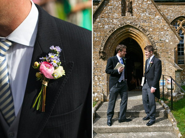A Bright and Colourful Somerset Marquee Wedding (Weddings )