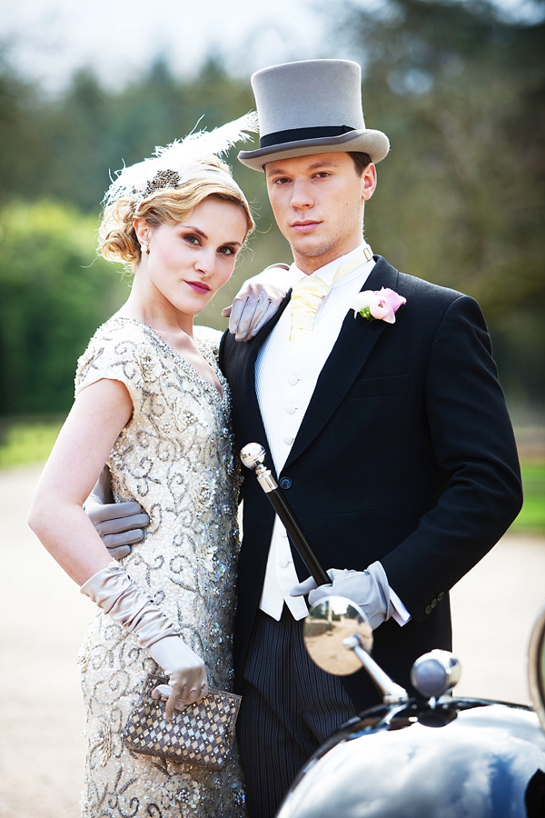 Great Gatsby Bride
