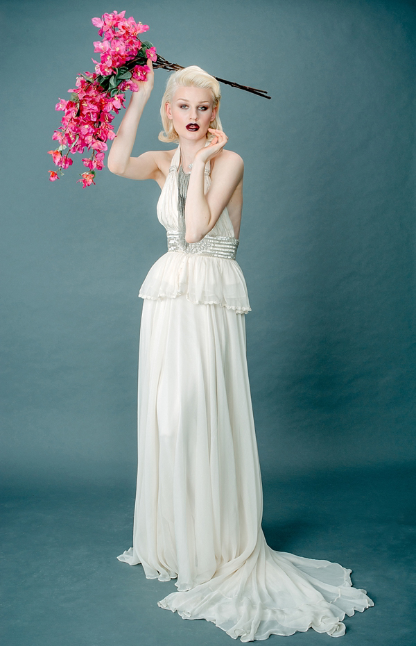 Joanne Fleming Femme Fatale and French Fancies Vintage Inspired Wedding Dresses