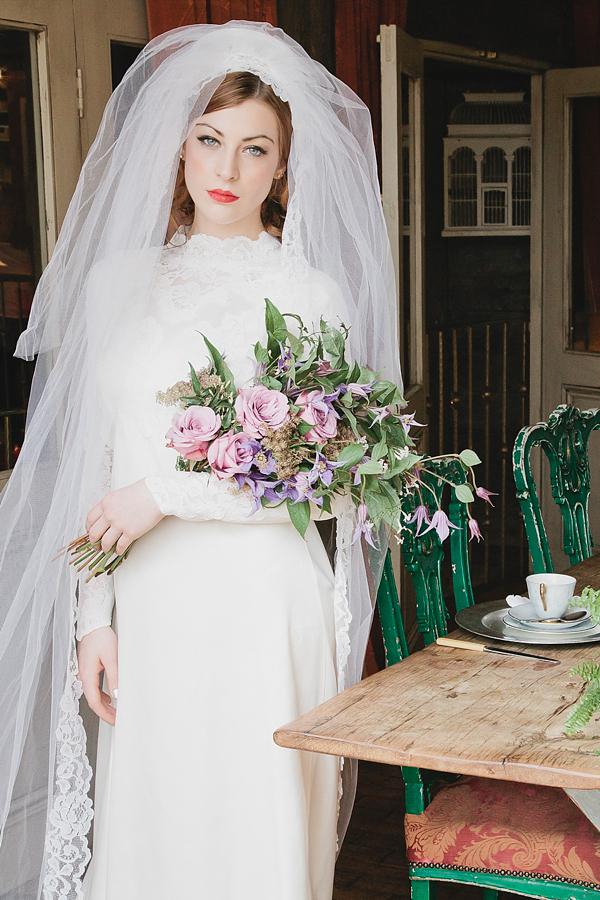 Vintage Wedding Dresses North East : Exquisite original vintage wedding dresses in the north