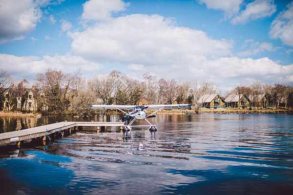A Helicopter Pilot, Vintage Inspired Beautifully Sunny Spring Time Wedding At Lusty Beg Island (Weddings )