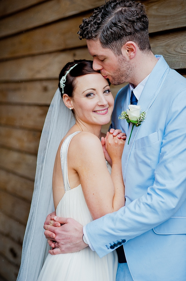 Giant Love Letters, Red Jump Suits and Pastel Blue ~ A Vintage Inspired Modern Day Love Story (Weddings )
