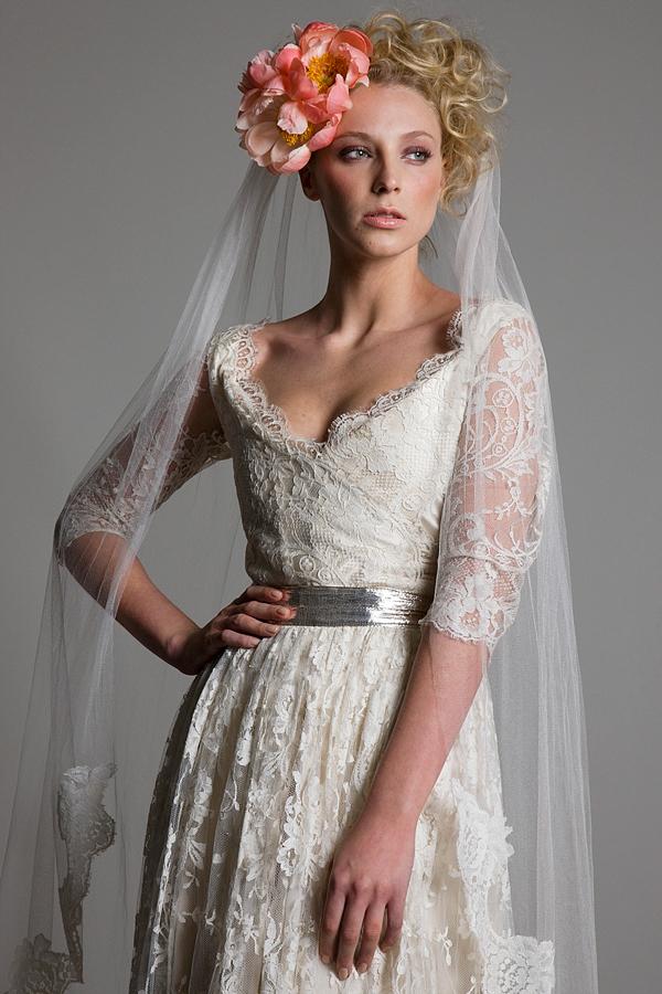 Halfpenny London Bridal Wear Summer 2013