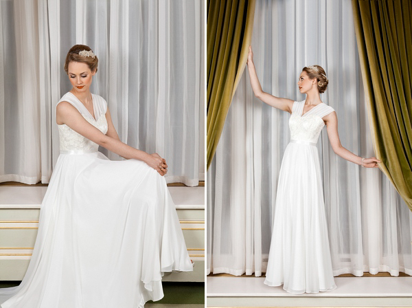 Wedding Dresses in London by Johanna Hehir