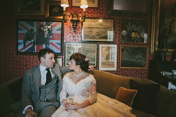 Zetter Townhouse Wedding, Joanna Brown Photography