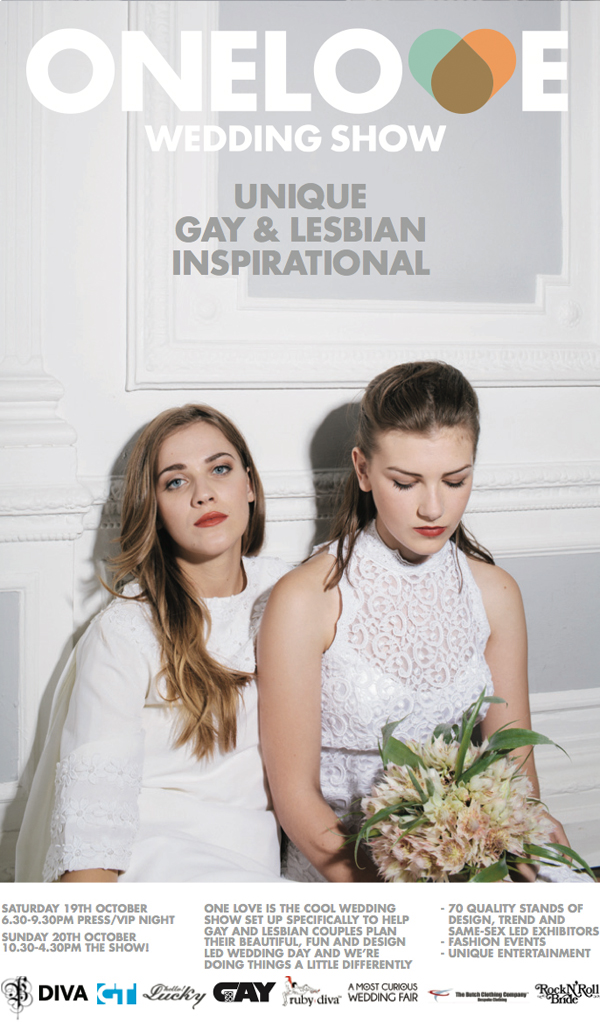 The One Love Wedding Show ~ Unique, Gay & Lesbian, Inspirational ()