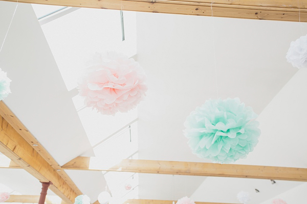 A Candy Anthony Bride And Her Pretty Pastel Colour Inspired Spring Time Wedding (Weddings )