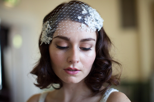Agnes Hart ~ Vintage Style Wedding Headpieces, Hats and Veils ()