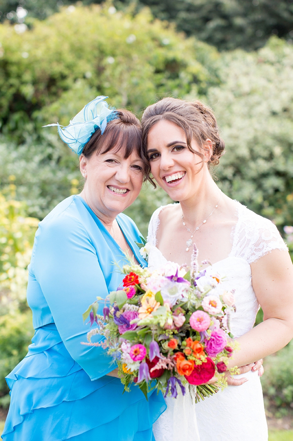 Colourful outdoor wedding, Photography by Katherine Ashdown