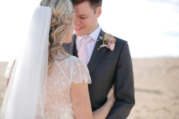 Aspen by Jenny Packham for a 1920s and 1930s Inspired 'Local' Devon Wedding (Weddings )