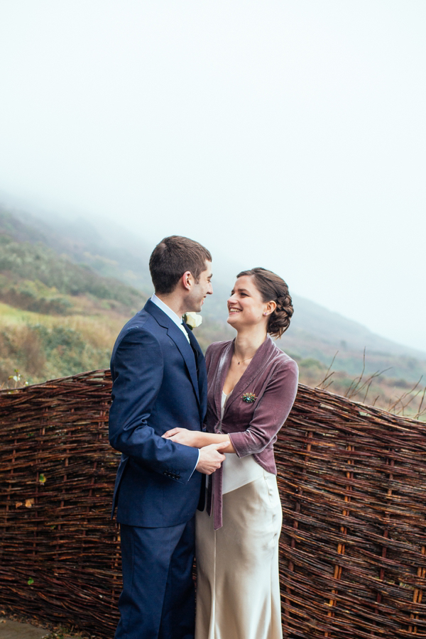 Elegant vintage inspired Cornwall wedding with butterflies, Photography by Sarah Falugo