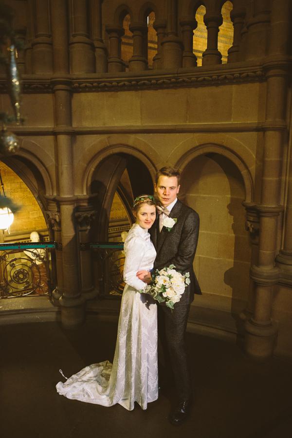 Vintage Wedding Dress Manchester : An original s vintage wedding dress for a manchester