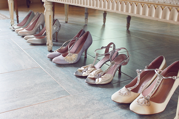 Claire Pettibone and Emmy Shoes