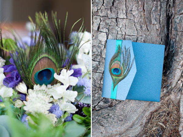 Peacocks and Butterflies - An Elegant 1920s Gatsby and 1930s Deco Elegance Inspired Wedding (Weddings )