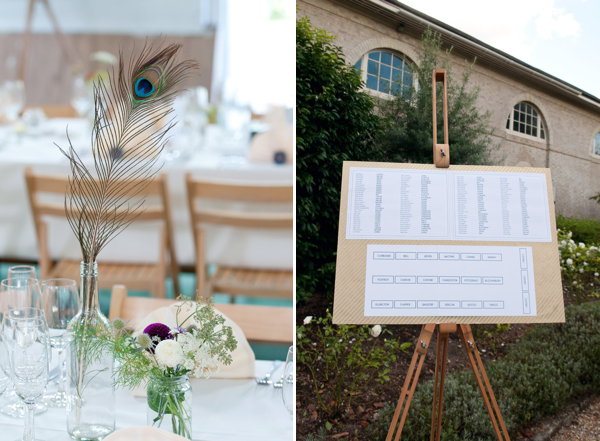 1920s Gatsby and 1930s elegance inspired wedding // Tara Reed Photography