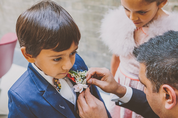 A Fun and Quirky, Bright and Colourful London Pub Wedding (Weddings )