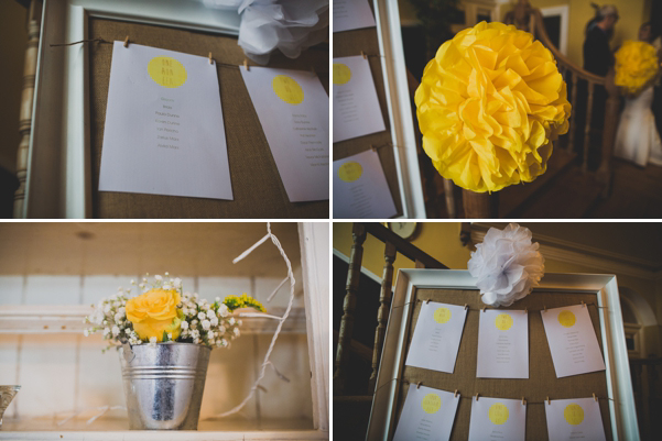 A Laid Back and Yellow Wedding By The Sea (Weddings )