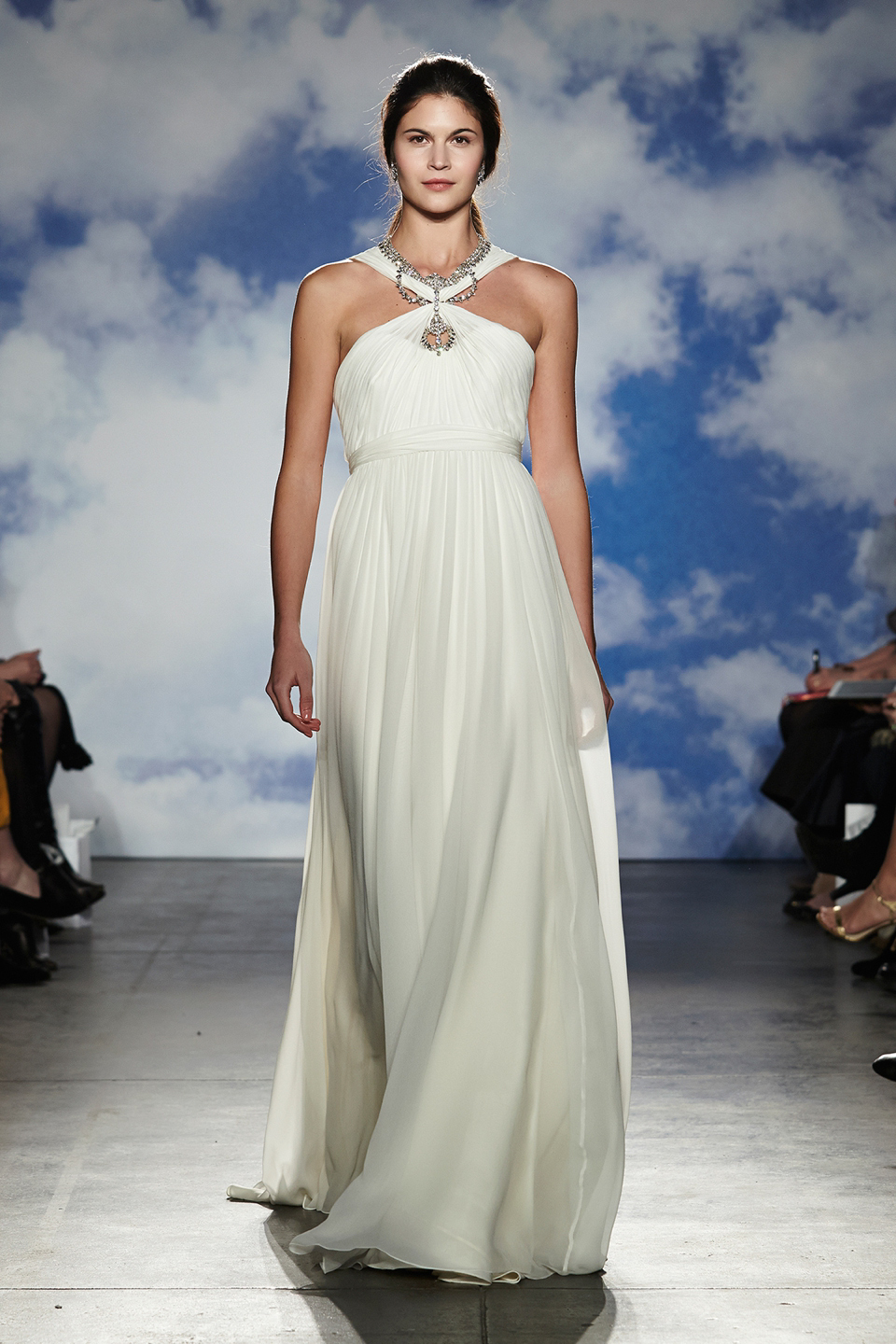 Jenny Packham 2015 Bridal Collection - New York Bridal Fashion Week Catwalk Images (Bridal Fashion )