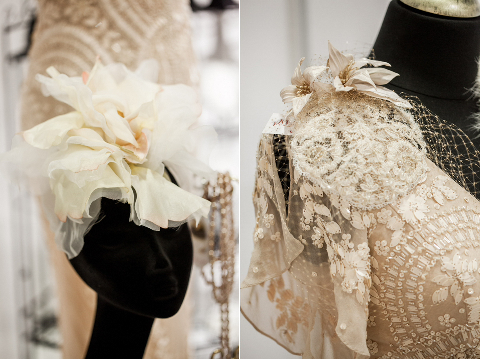 Sasso Accessories at The White Gallery, London, April 2014