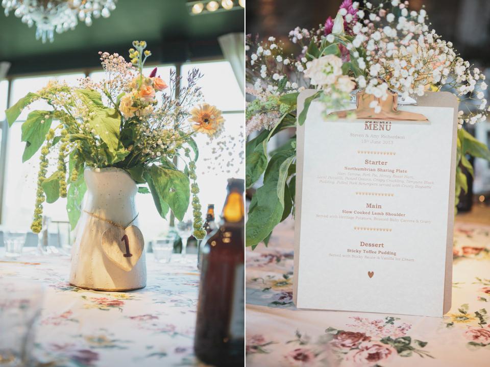 A Rustic and Romantic English Barn Wedding With A Traditional Nigerian Twist (Weddings )