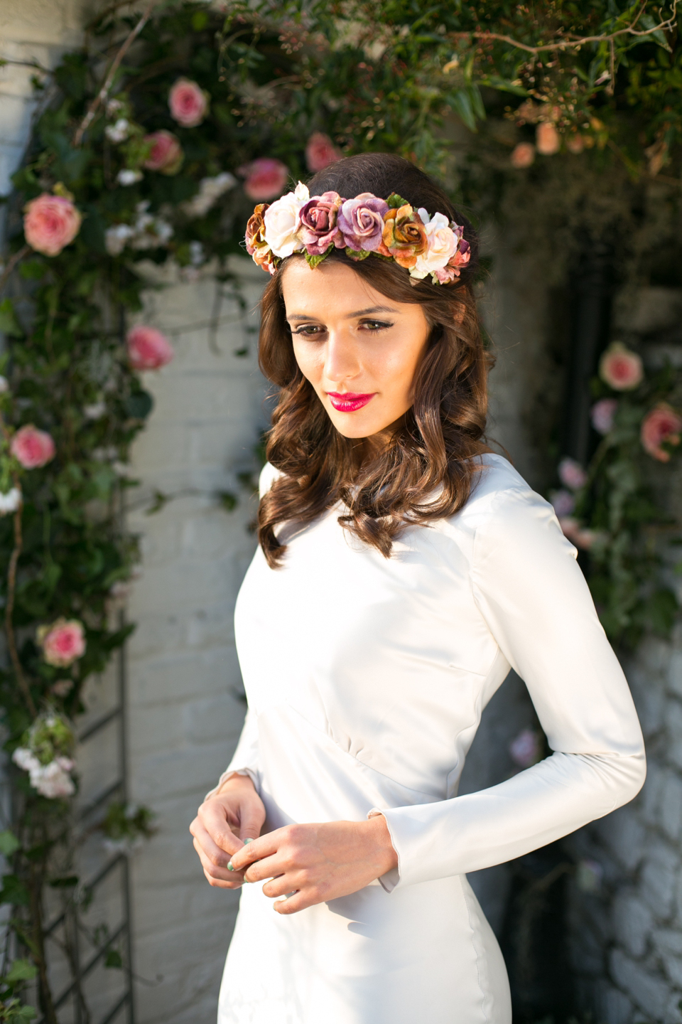 Maids to Measure Launches 'Vintage Maids' (Bridal Fashion )