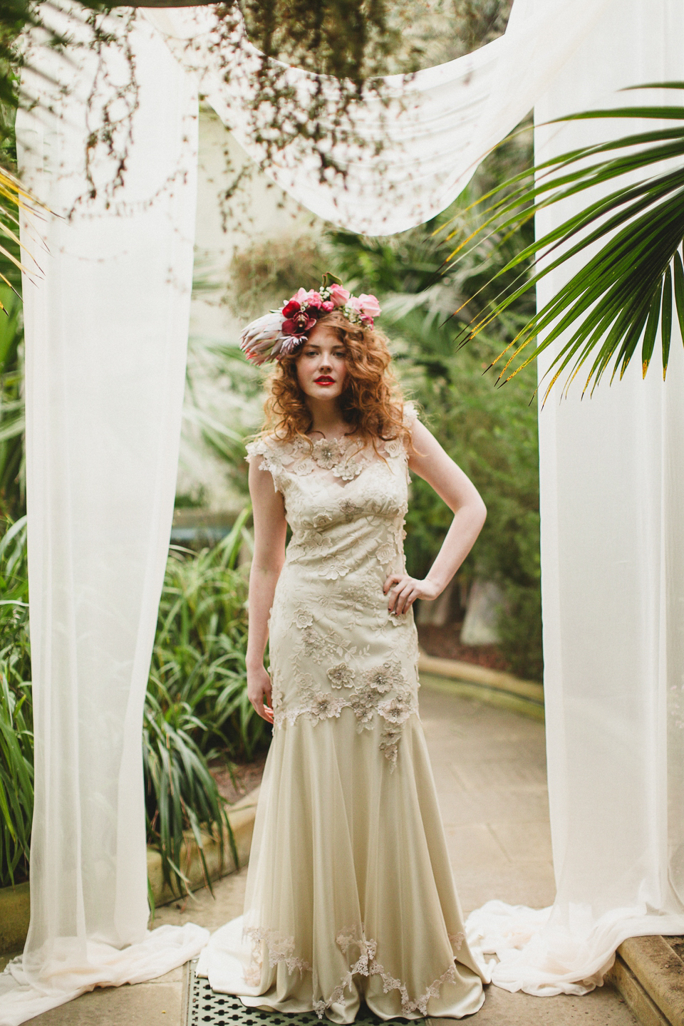Wedding Whimsical Wedding Dress claire pettibones still life collection ethereal and whimsical wedding dresses bridal fashion