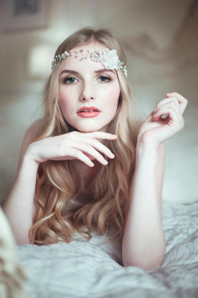Radiance By Rosie Willett Elegant Bridal Headpieces