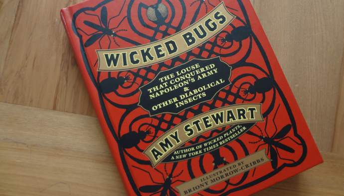 Wicked Bugs: Insectophobes need not apply