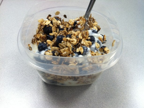 Toasted Oats/Granola/Topping/Nom Noms