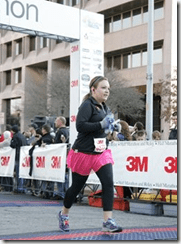 3M Half Marathon Finish