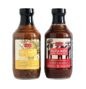 Sweetwater Spice Company Brine Bath bottles
