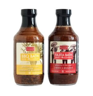 Sweetwater Spice Company Brine Bath bottles