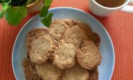 The Tea Spot Meditative Mind Shortbread Cookies
