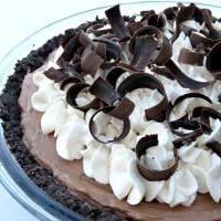Chocolate Silk Pie (The Perfect Chocolate Pie!)