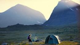 Lekker in het wild kamperen in Zweden door het Allemansrecht