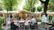 Volgens een Europees onderzoek van Vacanceselect vinden Europese kampeerders Duitsers de beste buren op de camping.