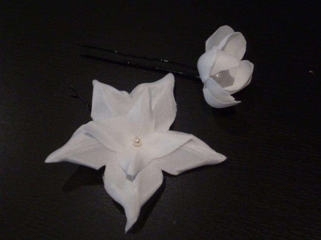 pinces fleurs