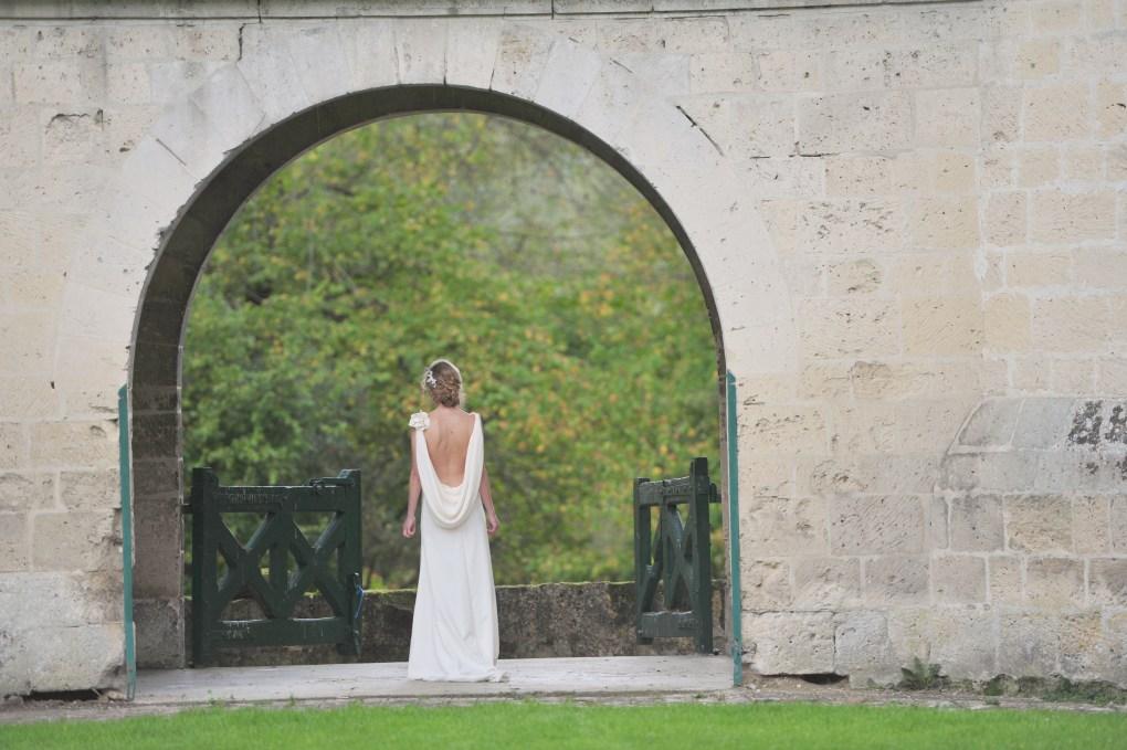 Robe de mariée mc le Hodey 12-3