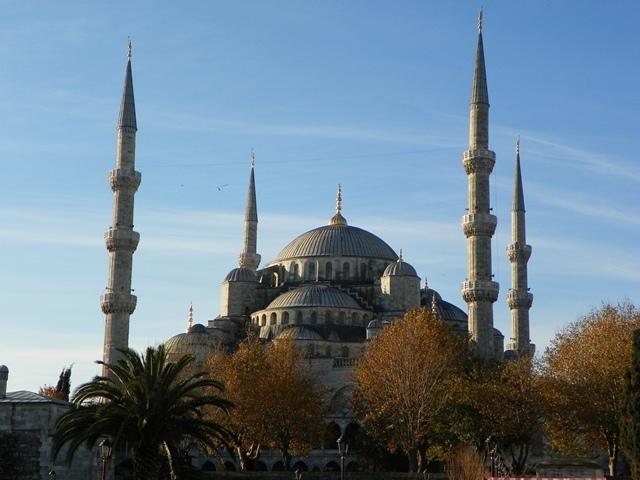 Мечети Стамбула и все, что нужно знать о них туристу