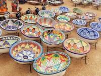 Сувениры по дороге в Кобу