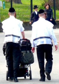 Hasidic Jews Canvey Island