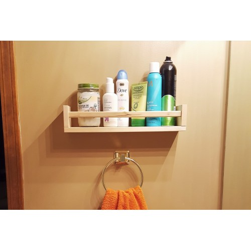 Medium Crop Of Bathroom Shelf Rack