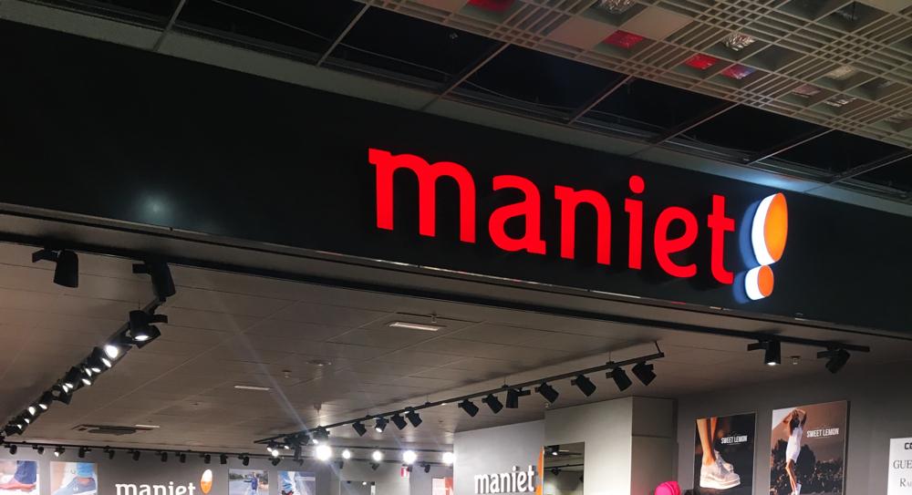 L'ouverture d'un nouveau magasin Maniet Luxus à tournai