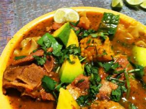 San Cocho Stew Recipe
