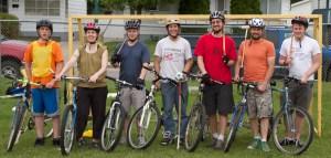 Saskatoon Bike Polo