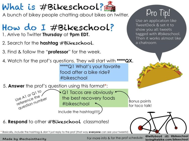 #bikeschool