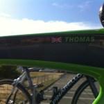 G's spare bike